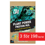 Plant Power Protein 400g (3 st)