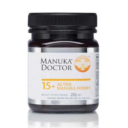 Manuka DOCTOR 15+ Total Activity Manuka Honung i gruppen Superfood / Biprodukter hos Råvarubutiken (1526)