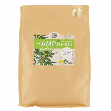 Hampafrön Skalade EKO 1000g (Mother Earth®)