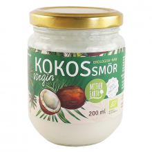Kokossmör virgin raw&eko 200 ml