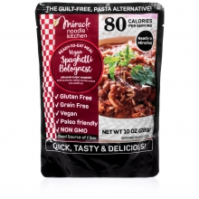 Shirataki- Ready to eat-Spaghetti Bolognese 200g