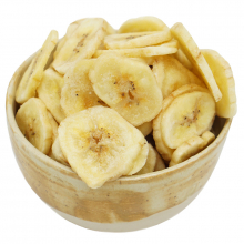 Bananchips Söta EKO 2kg