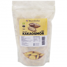 Kakaosmör Pellets 500g RB RAW& EKO