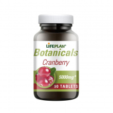 Cranberry Extract 90 tab Lifeplan