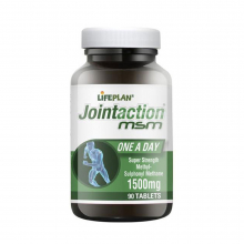 Joint Action MSM 1500mg 90tab Lifeplan