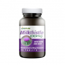Milk Thistle Extract 90tab Lifeplan