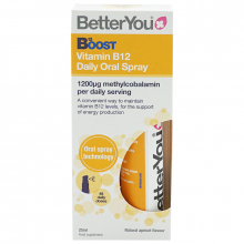 B12 Boost Oral Spray 25 ml BetterYou