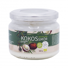 Kokossmör virgin raw&eko 300ml