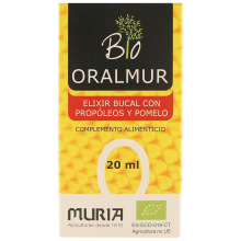 Propolis grapefruktextrakt Oralmur Spray EKO 20ml
