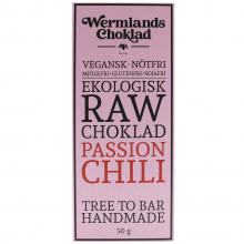 Rawchoklad Chili Passion
