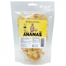 Ananasringar, Sugar Loaf, raw & eko, 100g