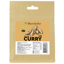 Curry pulver EKO 100g