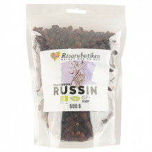 "Russin ""Blå Thompson"" RAW&EKO RB 500g"