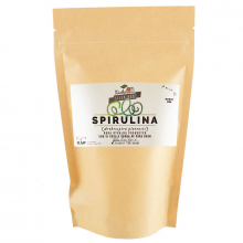 Spirulinapulver, Hawaiian pacific, raw & eko, 125g