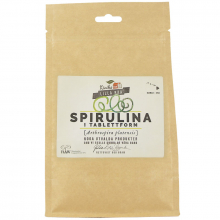 Spirulinatabletter Hawaiian pacific raw 500g