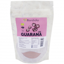 Guaranapulver KLR RAW& EKO 125g