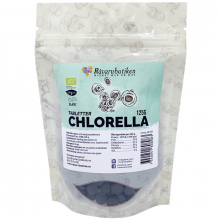 Chlorella tabletter raw&eko 125g (ca 240 tabletter)