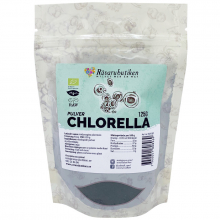 Chlorellapulver  RB  RAW& EKO  125g