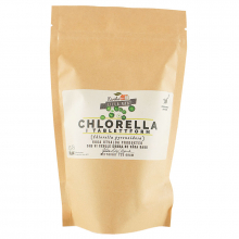 Chlorella tabletter Yaeyama raw 125g