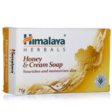 Honey and Cream Soap, 75g