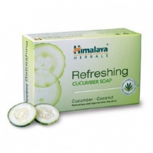 Refreshing Cucumber Soap, 75g