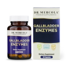 Dr. Mercola Gallbladder Enzymes
