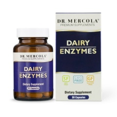 Dr. Mercola Dairy Enzymes