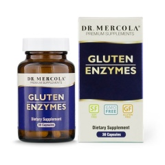 Dr. Mercola Gluten Enzymes