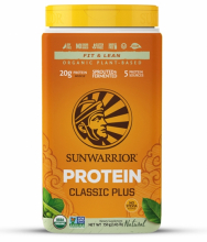 Sunwarrior Classic Plus Naturell 750 g Eko