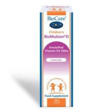 BioCare Children's BioMulsion® D