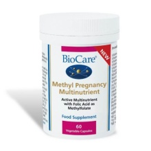 BioCare Methyl Pregnancy Multinutrient