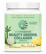 Sunwarrior Beauty Greens Collagen Booster