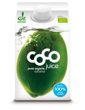 Dr Martins EKO CoCo Juice Naturell 500ml
