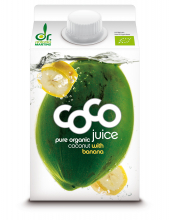Dr Martins EKO CoCo Juice Banan 500ml
