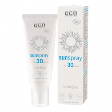 Ekologisk Solspray Sensitive SPF 30 100ml
