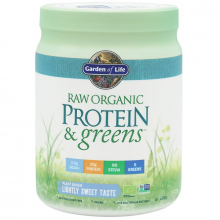 GL Org Protein&Greens Lht. Swt 488g