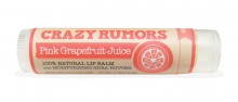 Crazy Rumors Pink Grapefruit Juice  Läppcerat