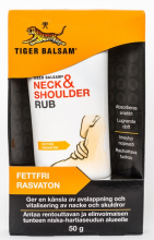 Tiger Balsam Neck & Shoulder Rub 50g
